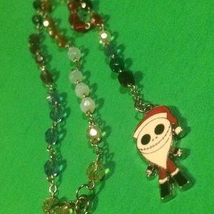 Jewelry - Nightmare Before Christmas Santa Jack Lariat!
